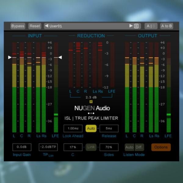 NUGEN Audio - ISL